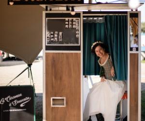 La cabine d'autoportrait  type «photomaton»